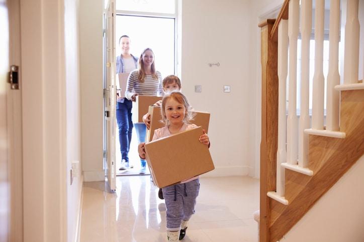 Haus oder Wohnung kaufen oder mieten