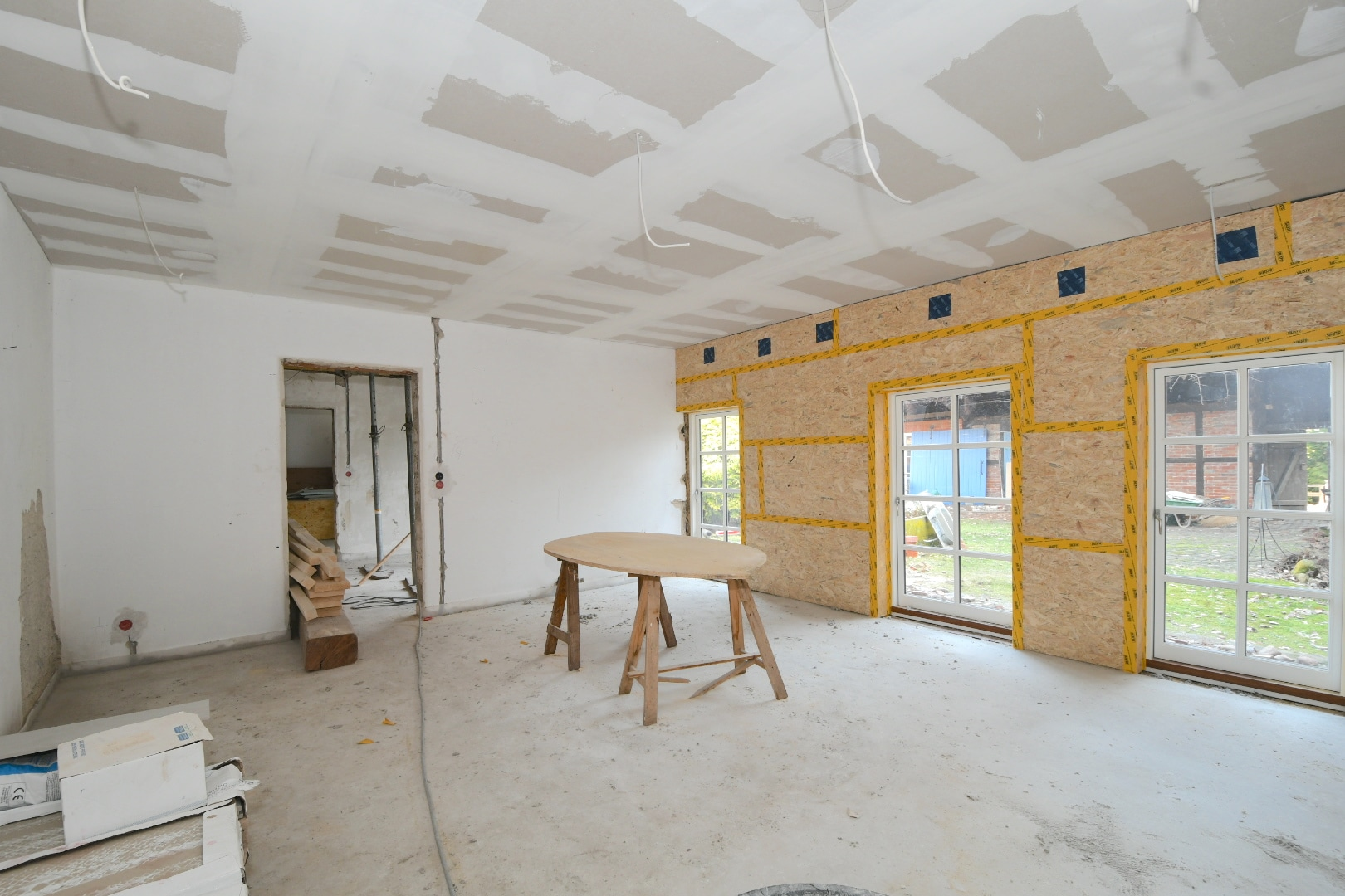Neubau Rohbau Miete Kauf